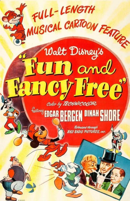 Fun and Fancy Free (1947) poster