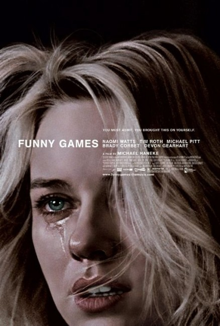 Funny Games U.S. (2007) poster
