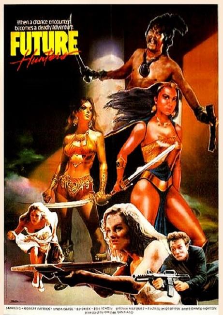 Future Hunters (1986) poster