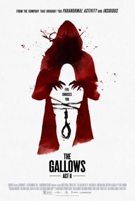 The Gallows Act II (2019) poster