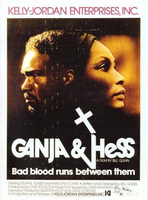 Ganja and Hess (1973) poster