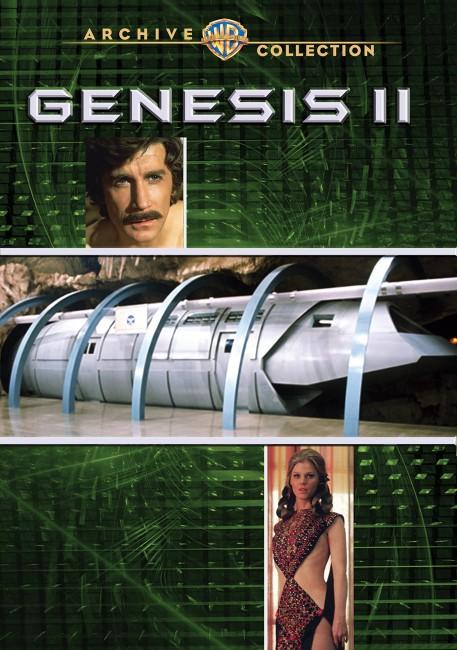 Genesis II (1973) poster