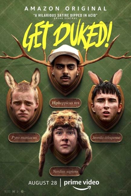 Get Duked! (2019) poster