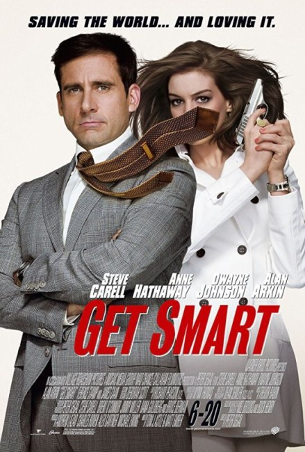 Get Smart (2008) poster