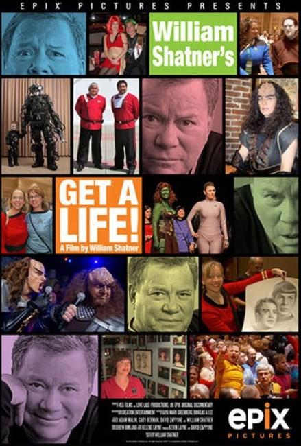 Get a Life! (2012) poster