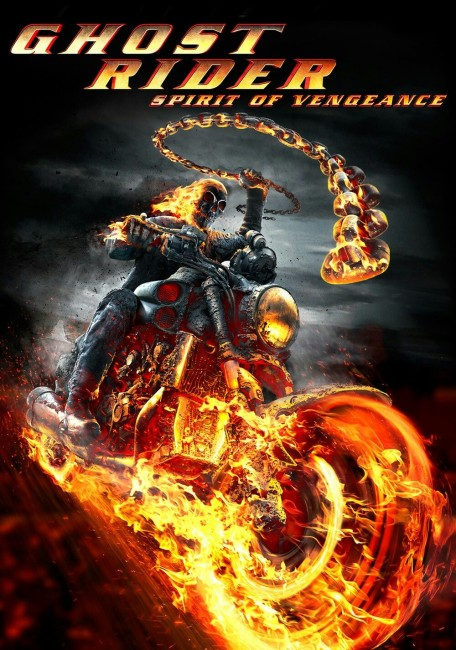 Ghost Rider: Spirit of Vengeance (2012) poster
