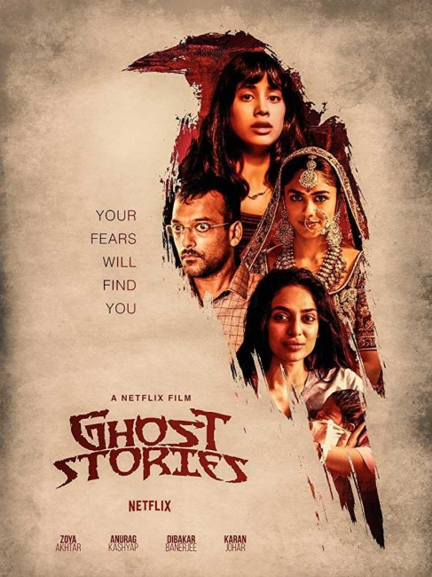 Ghost Stories (2020) poster