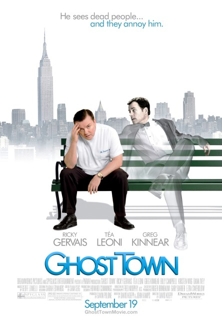Ghost Town (2008) poster