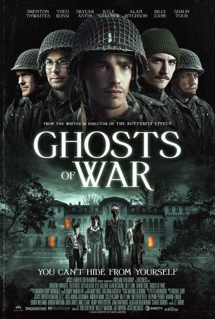 Ghosts of War (2020) poster
