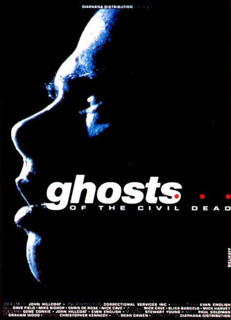 Ghosts ... of the Civil Dead (1988) poster