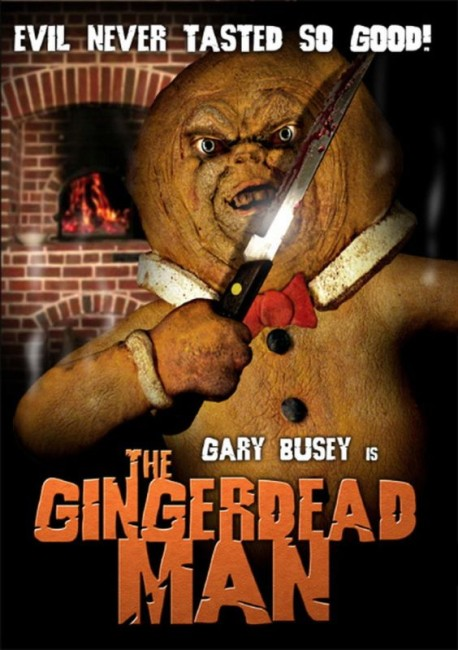 The Gingerdead Man (2005) poster