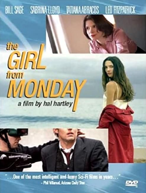 The Girl from Monday (2005) poster