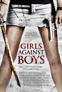 Girls Against Boys (2012) poster