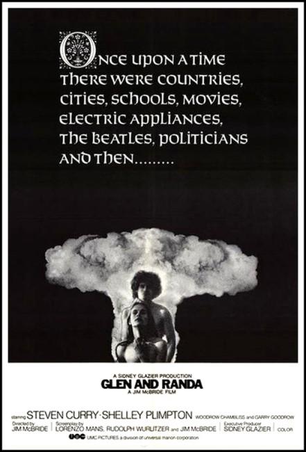 Glen and Randa (1971) poster