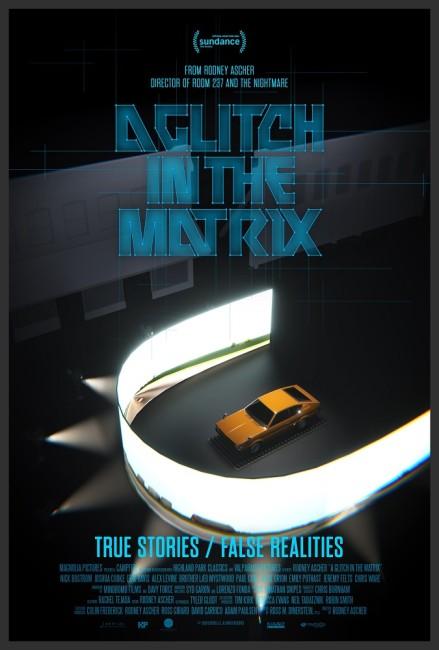 A Glitch in the Matrix (2021) poster