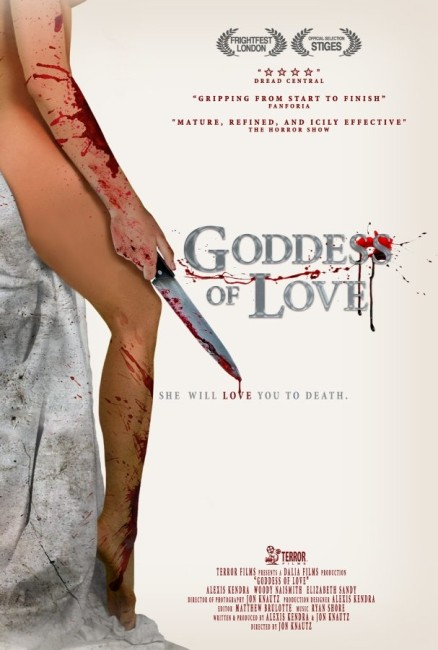 Goddess of Love (2015) poster