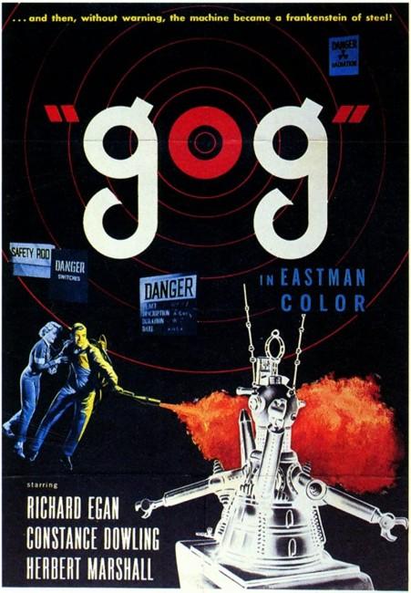 Gog (1954) poster