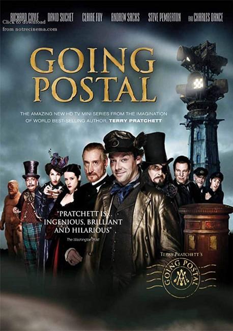 Going Postal (2010) poster
