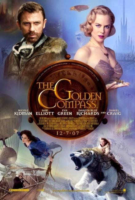 The Golden Compass (2007) poster
