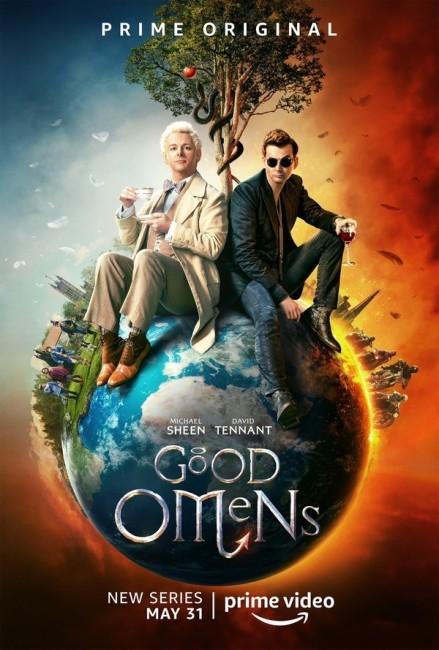 Good Omens (2019) poster