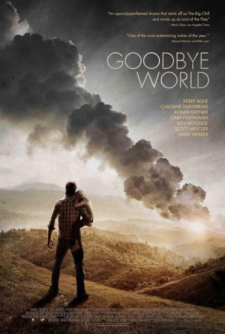 Goodbye World (2013) poster