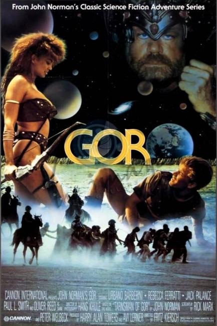 Gor (1987) poster