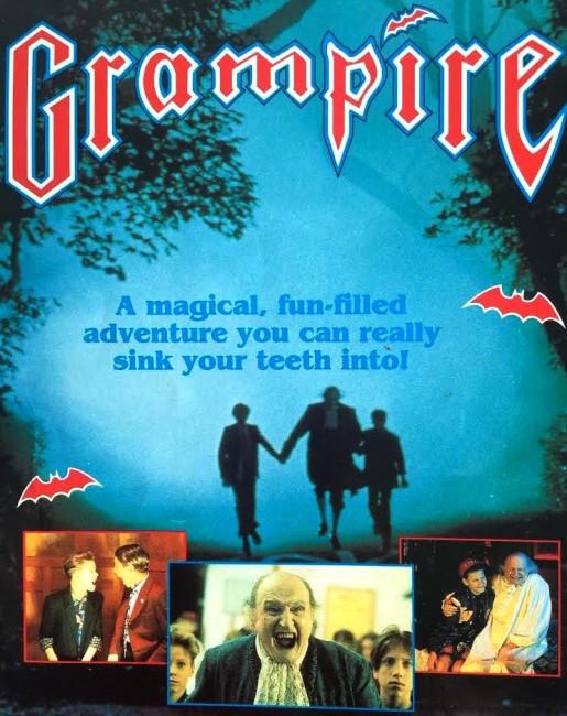 Grampire (1992) poster