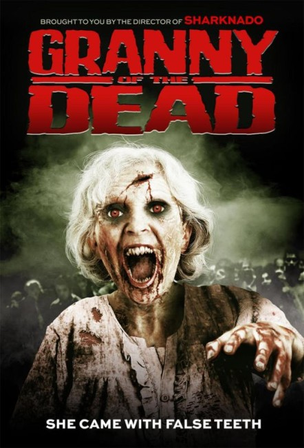 Granny of the Dead (2017) poster