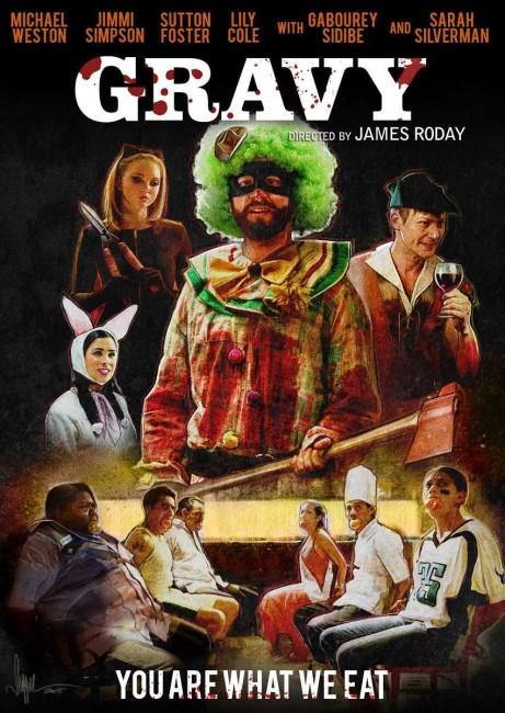 Gravy (2015) poster