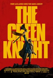 The Green Knight (2021) poster