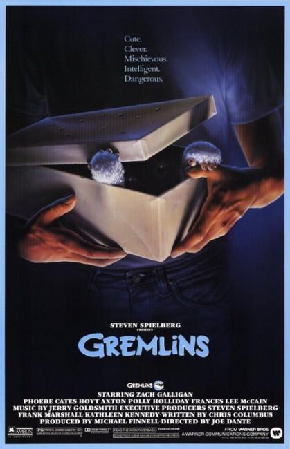 Gremlins (1984) poster