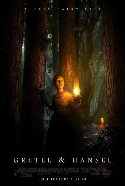 Gretel and Hansel (2020) poster