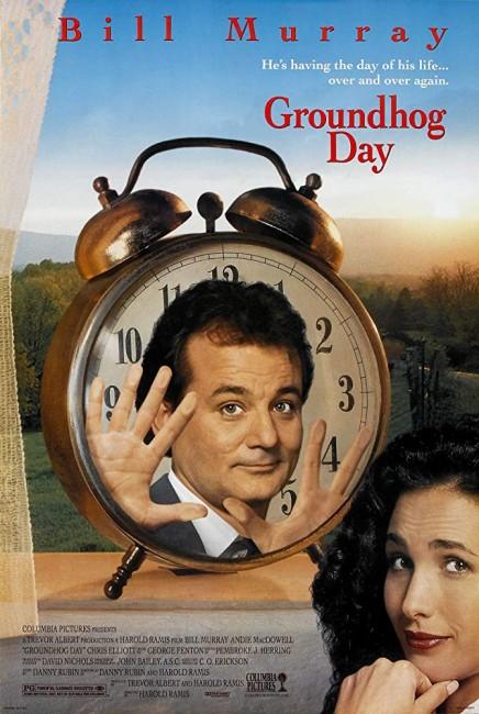 Groundhog Day (1993) poster