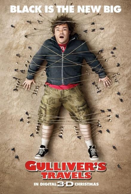 Gulliver's Travels (2010) poster