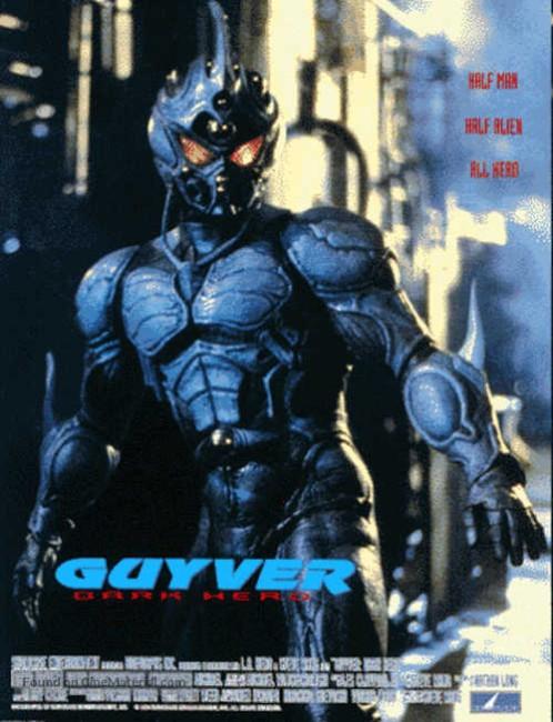 Guyver: Dark Hero (1994) poster