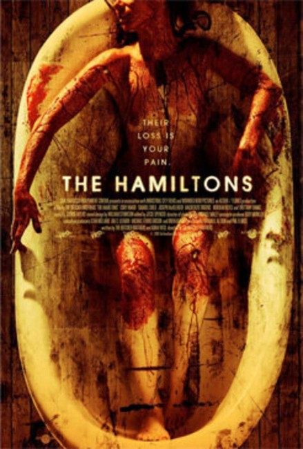 The Hamiltons (2006) poster