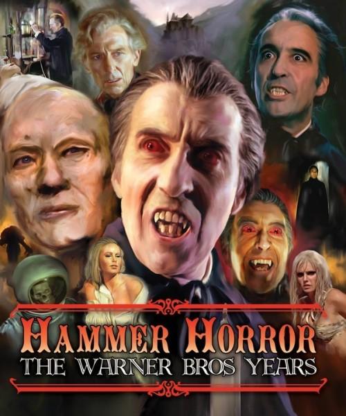 Hammer Horror: The Warner Bros Years (2018) poster