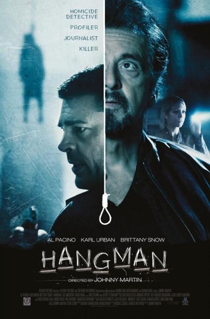 Hangman (2017) poster