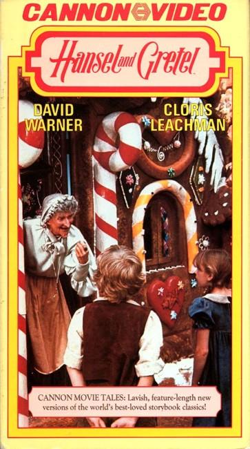 Hansel and Gretel (1987) poster