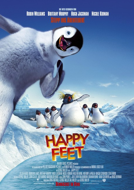 Happy Feet (2006) poster