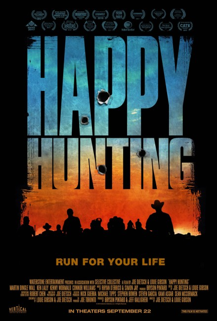 Happy Hunting (2007) poster