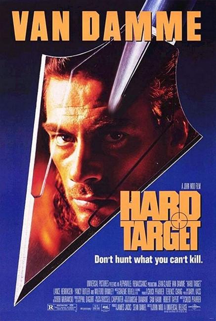 Hard Target (1993) poster