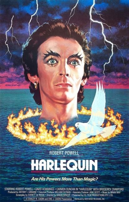 Harlequin (1980) poster