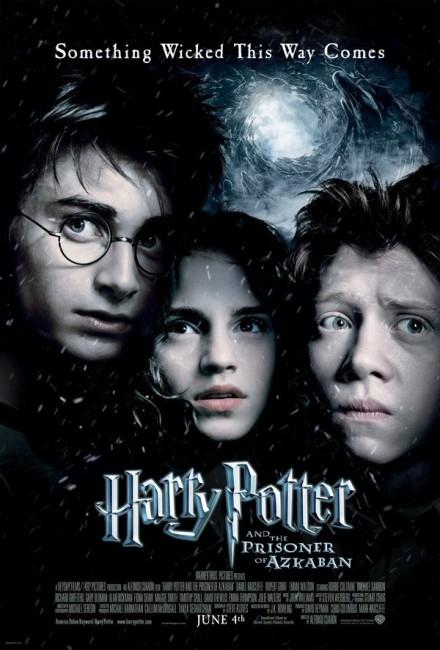 Harry Potter and the Prisoner of Azkaban (2004) poster