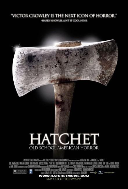 Hatchet (2006) poster
