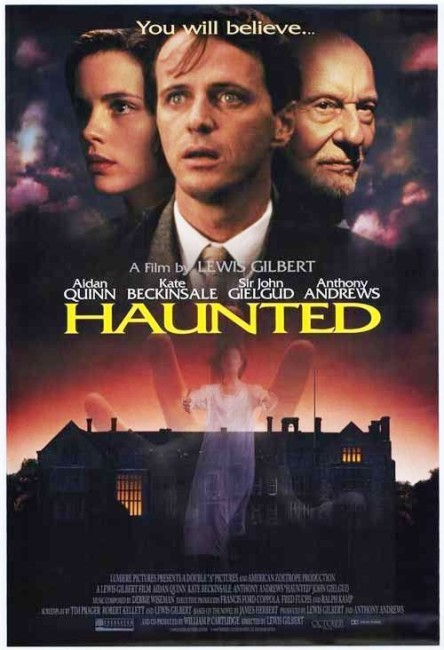 Haunted (1995) poster