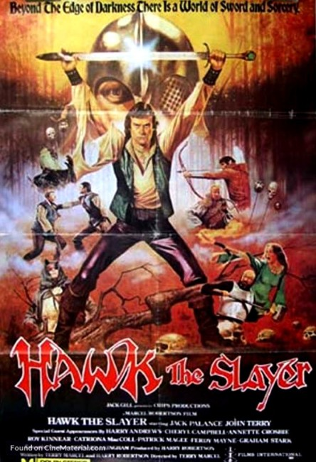 Hawk the Slayer (1980) poster