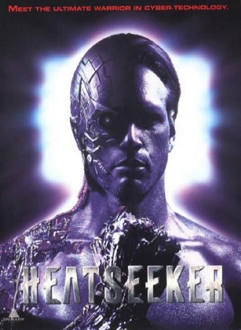 Heatseeker (1995) poster