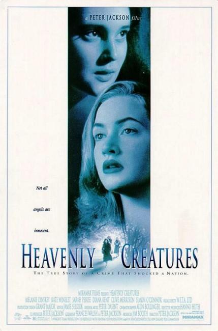 Heavenly Creatures (1994) poster