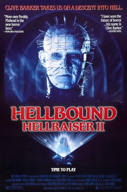 Hellbound: Hellraiser II (1988) poster
